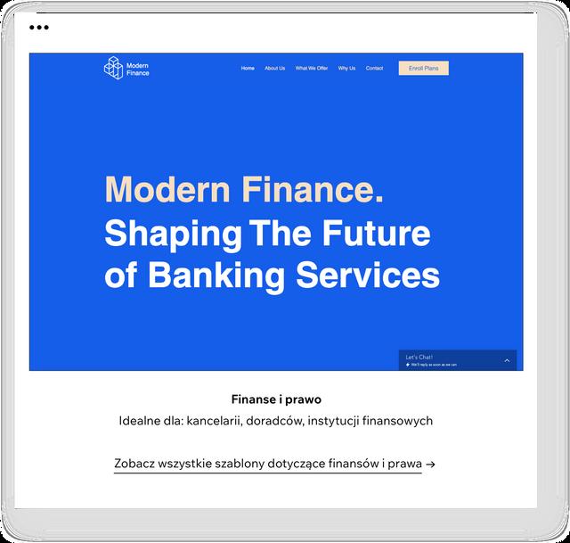 Finanse i prawo