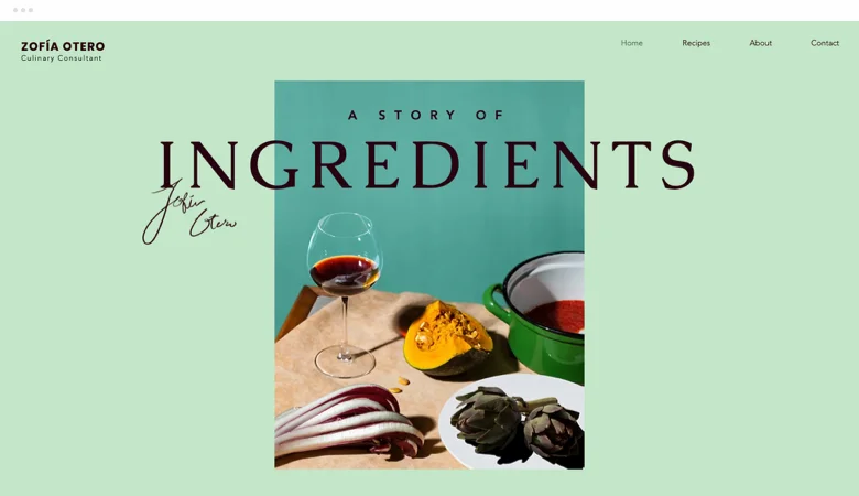 Culinary Consultant