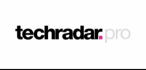 Logo for Tech Radar Pro.