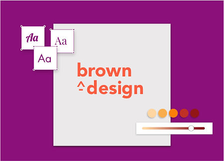 カスタマイズ可能なロゴデザイン