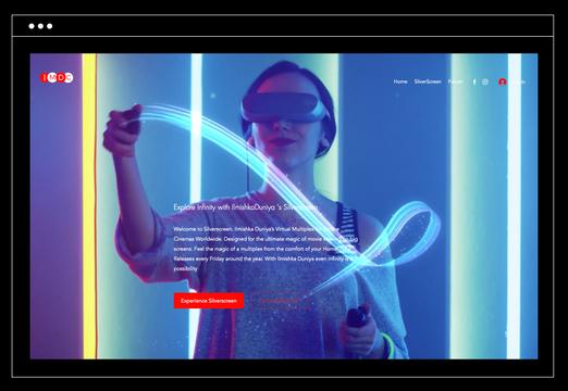 IMDC | Virtual Cinema Experience
