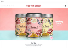 The Tea Story | 線上商店
