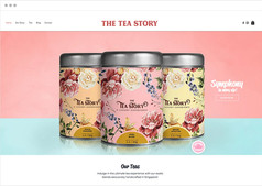 The Tea Story | Boutique en ligne