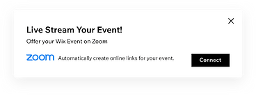 Live Stream Your Event!