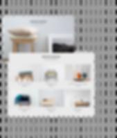 Diseño de una página web con tienda online