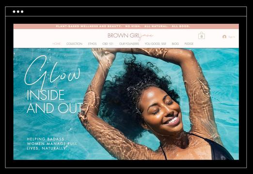 Brown Girl Jane | Wellness & Beauty
