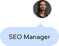 The Seo Manager of the website