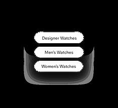 腕時計ブランドサイトの SEO キーワード