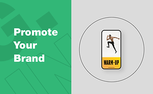 Wix Fitness website promotion and marketing tools