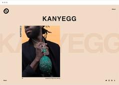 Kanyegg | Персональный проект