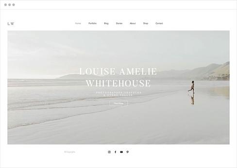 Louise Amelie Whitehouse | Fotograaf