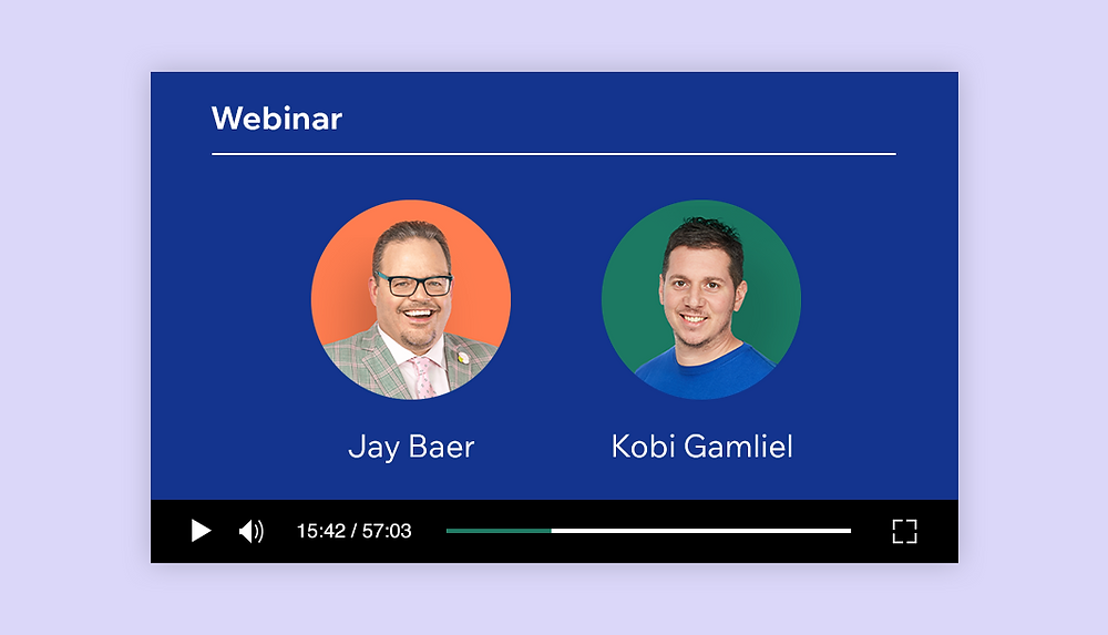 Webinar: Optimizing your clients' user experience for a crisis.