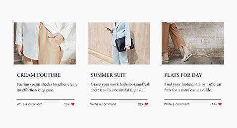Kadın giyim modası web sitesi, Stylish Mag