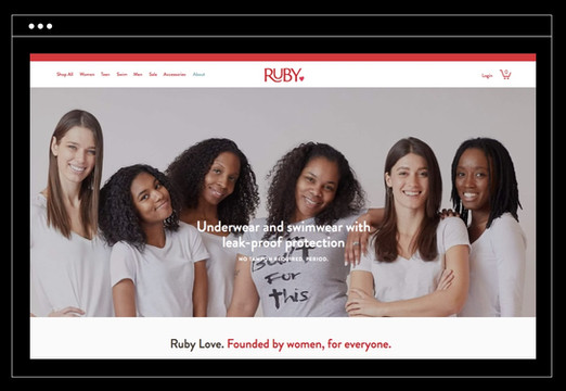 Rubylove | Shop