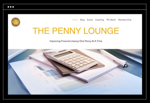 The Penny Lounge | Finance