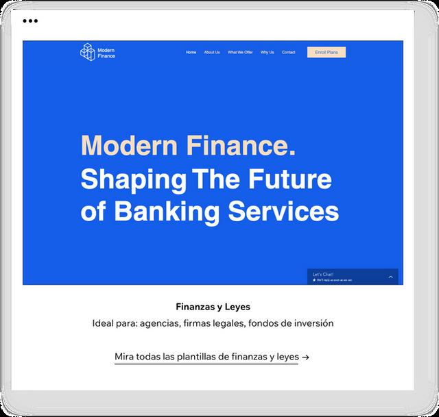 Finance & Law