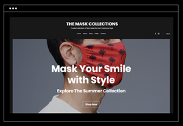 The Mask Collections | Shop