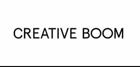 Logo for Creative Boom Magazine.