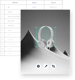 Velo by Wix kullanarak kurulmuş bir bilgi veri tabanı