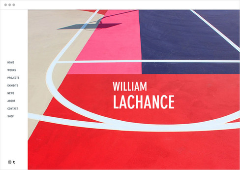 William LaChance | Artista
