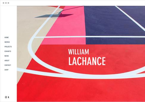 William LaChance | Artista