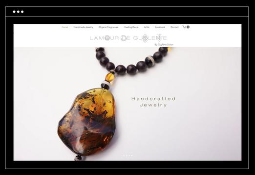 Lamour De Guylene | Jewelry