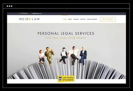 Weir Law | Law Firm