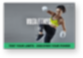 Wix Fitness gym website