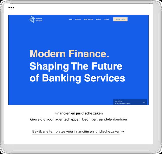 Financiën en recht
