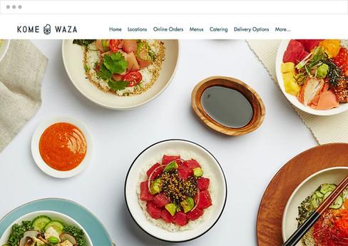 Kome Waza | Restauracja