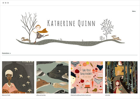 Katherine Quinn | Illustratør