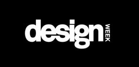 Logo for Design Week Magazine.