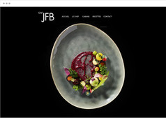 Jean-François Bury | Culinária