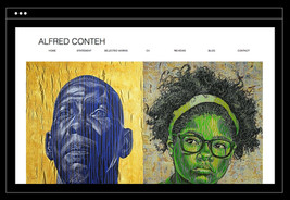 Alfred Conteh | Artist