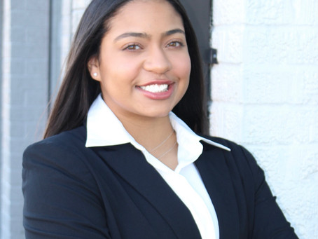 Q&A with Anglin Public Relations' fall intern Mikayla Martin