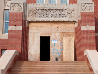 School properties makes the grade for revitalization