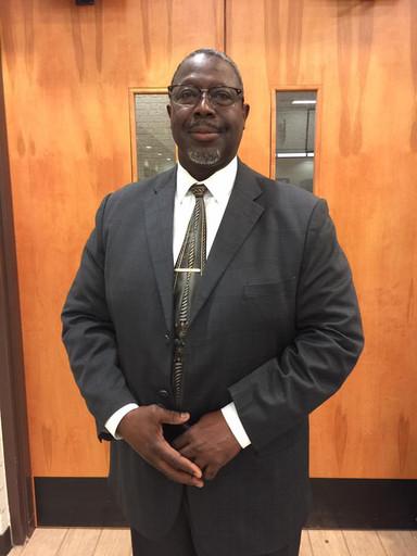 Rev. Theodis Manning, Sr. Pastor, Divine Wisdom Worship Center