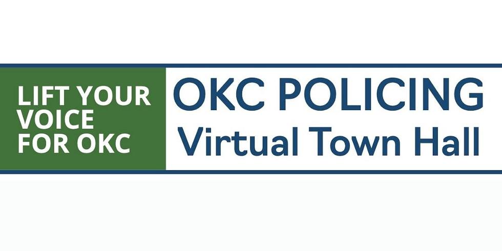 OKC Community Policing Virtual Town Hall