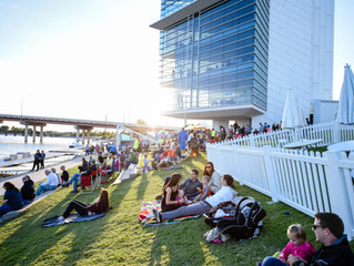 Boathouse District gaining amenities, events
