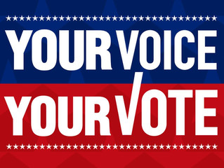 your vote has a big impact on local elections