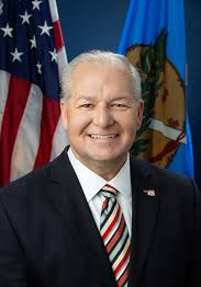 David Prater, District Attorney of Oklahoma County