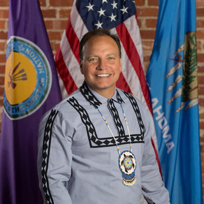Chief Gary Batton, Chief of the Choctaw Nation