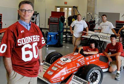 Dean and the Sooner Racing Team crop.JPG