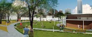 Partnership brings park to life