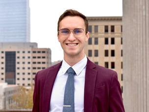 Jordan Evans, Association for Central Oklahoma Governments