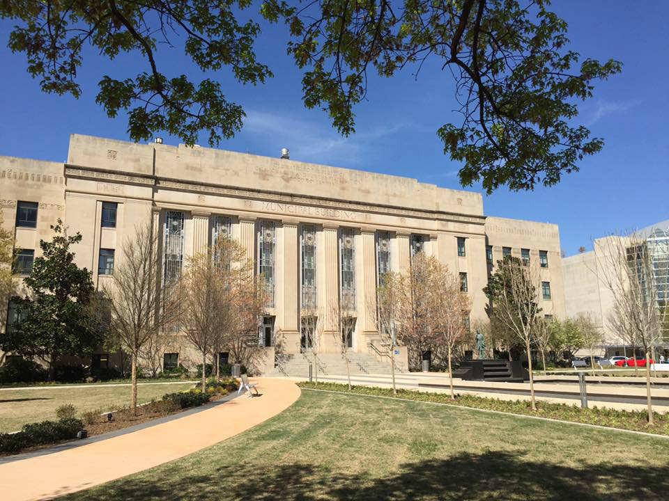 City of Oklahoma City City Hall building