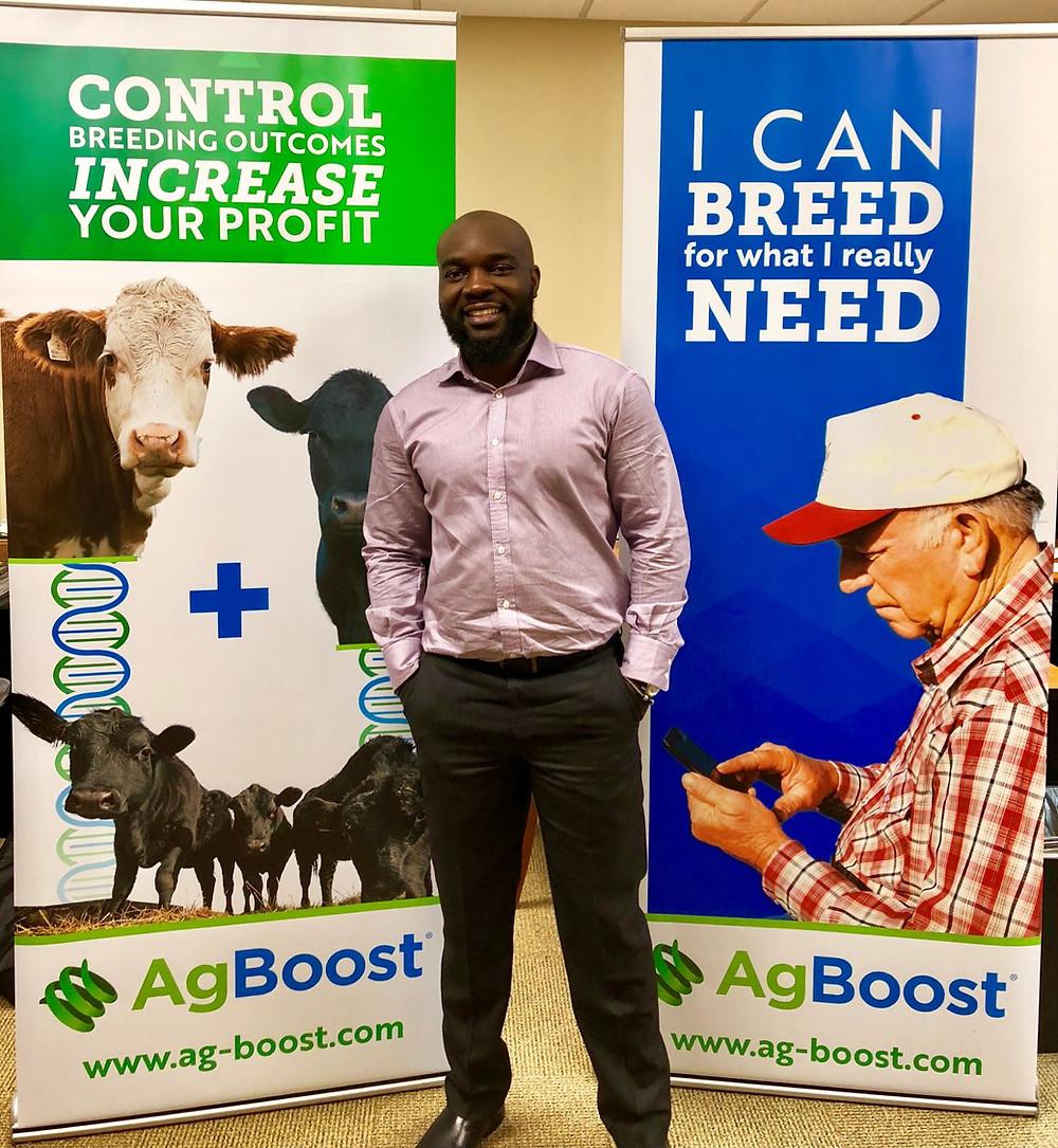 Agricultural Entrepreneur Oklahoma