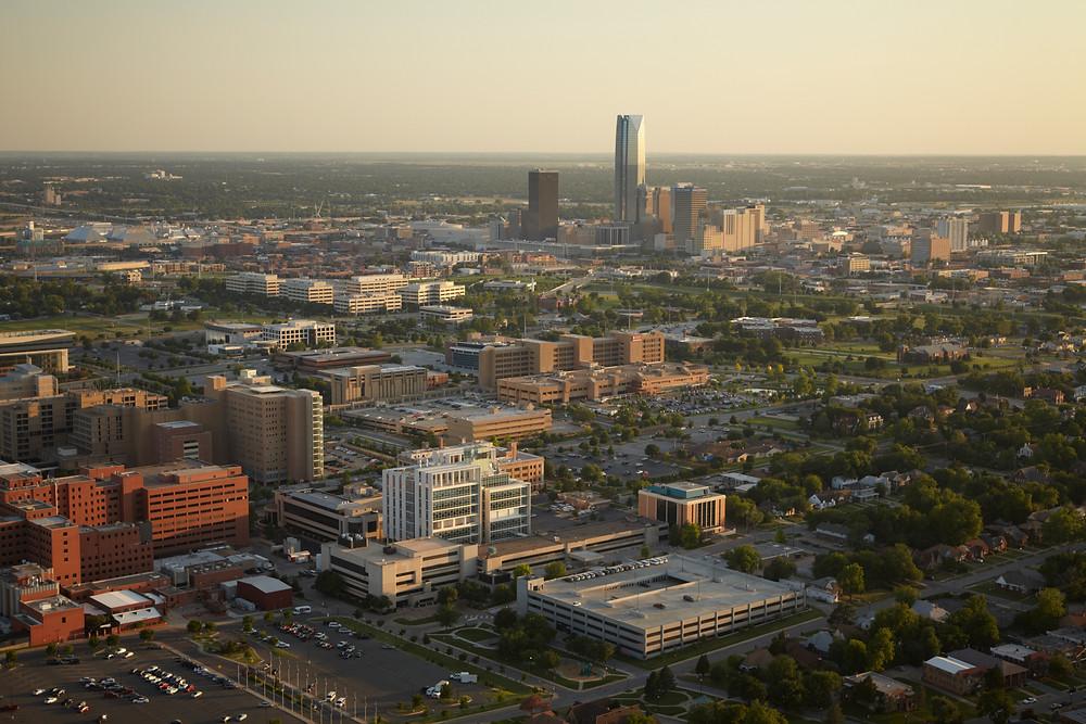 Innovation District Oklahoma City