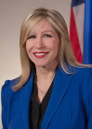 Carrie Slatton-Hodges, Commissioner of the OK. Department of Mental Health and Substance Abuse Services