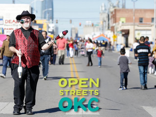 Encouraging a healthy community with Open Streets